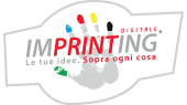 Logo ufficiale Imprinting digitale franchising stampa
